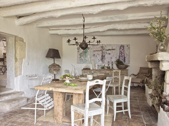 Archiwa styl prowansalski blog designbywomen for Maison de campagne decoration interieur