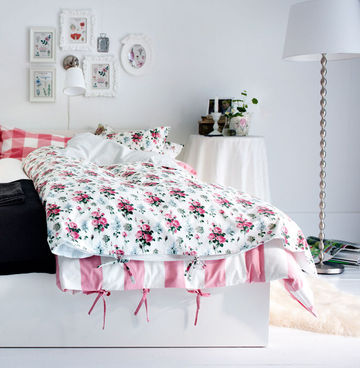 sypialnia ikea 2013 blog designbywomen. Black Bedroom Furniture Sets. Home Design Ideas