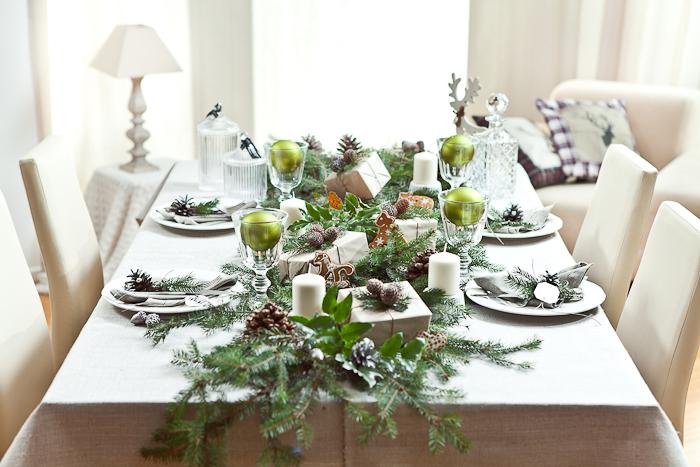 świąteczny Stół Na Boże Narodzenie Blog Designbywomen