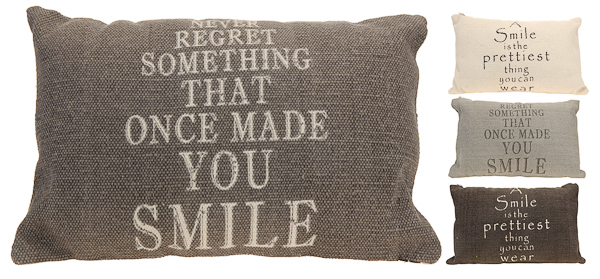 Poduszki Smile