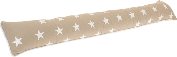 poduszki przeciw przeciągom Stars