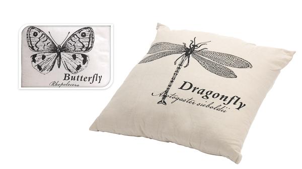 poduszka Butterfly & Dragonfly