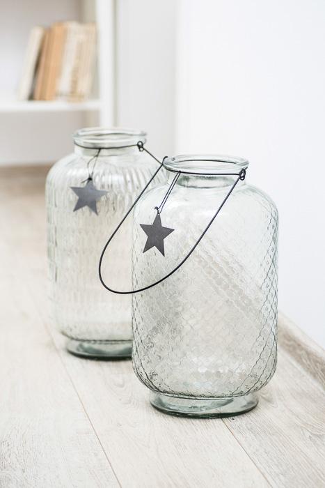 lampiony z gwiazdą