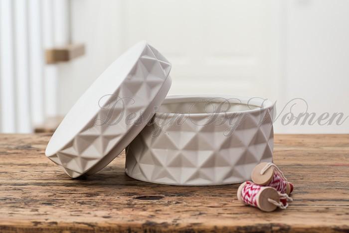 Bomboniera-szkatułka duża Ivory