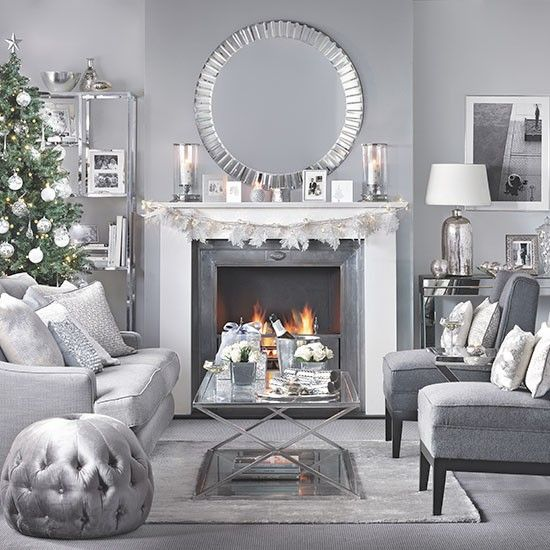 glamour home for christmas