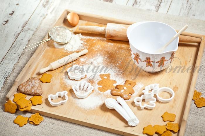 zestaw do pieczenia Gingerbread
