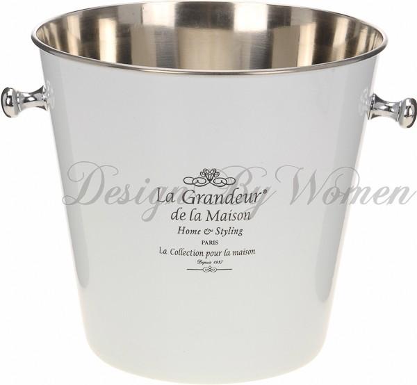 Cooler, wiaderko, kubełek do szampana- wina La Grandeur