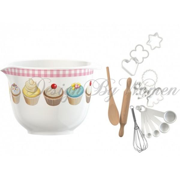 Zestaw do pieczenia dla dzieci - Cupcakes